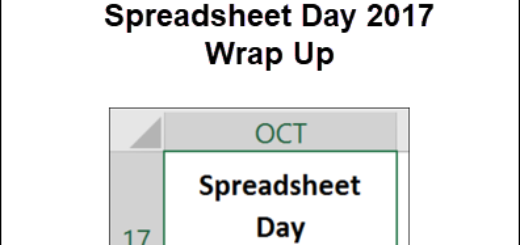 Spreadsheet Day 2017 Wrap Up http://spreadsheet-day.com/blog/